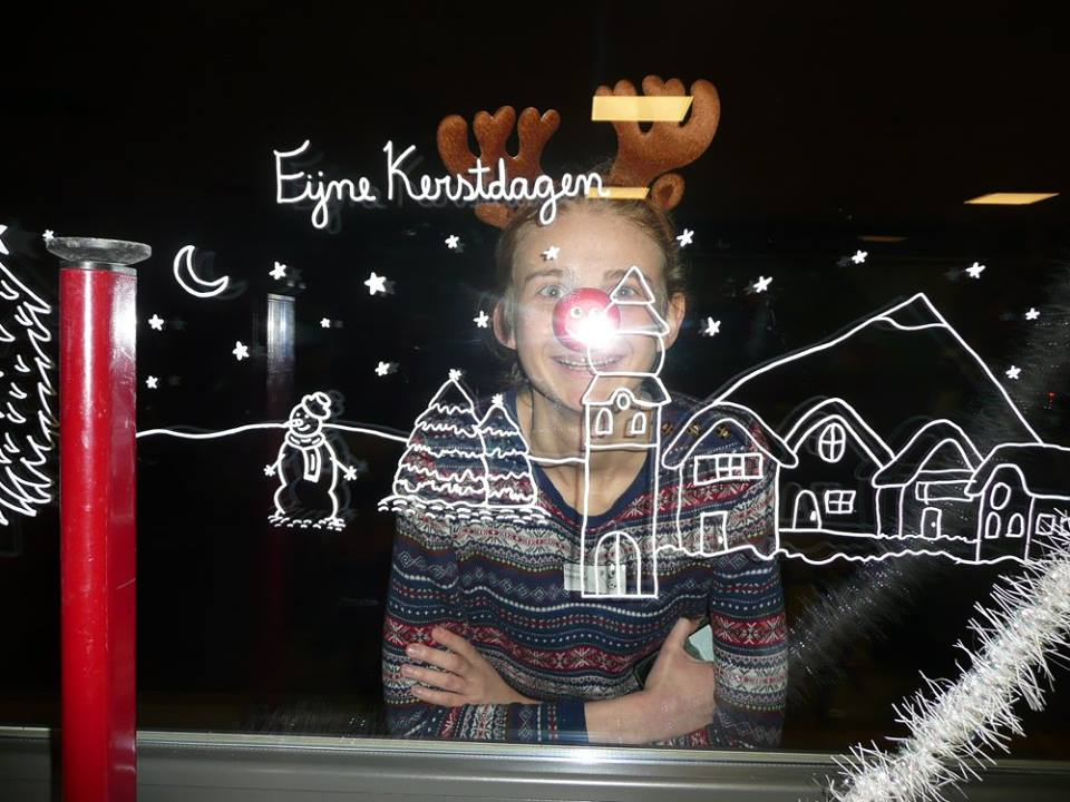 Kerstfeest animatoren speelplein