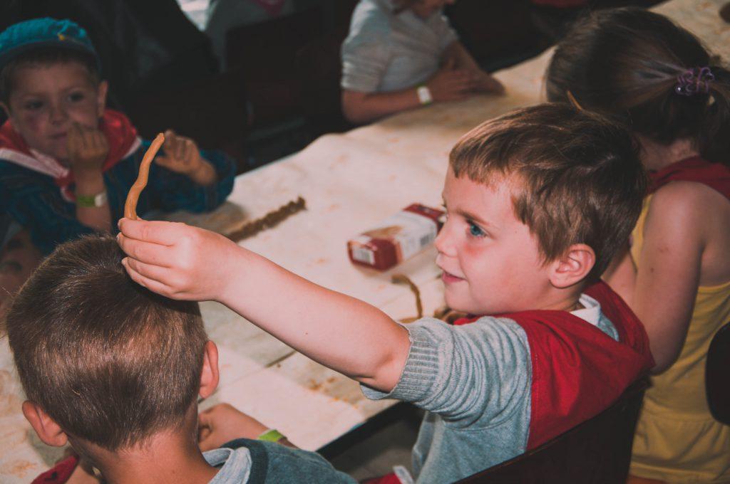 Wijsneuzen leeftijdsgroep speelplein Groene Zone Leuven