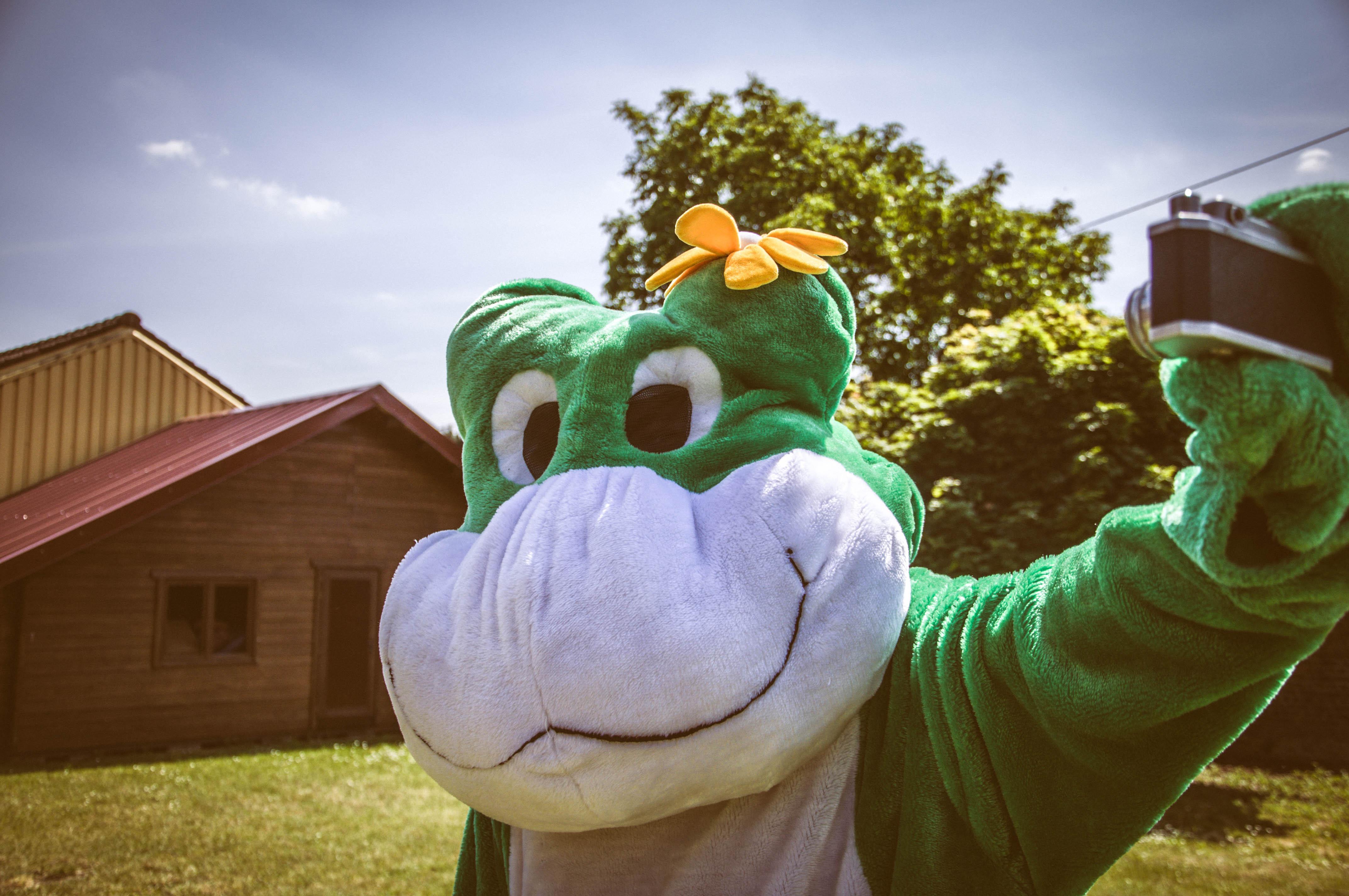 Foto's en filmpjes speelplein Groene Zone